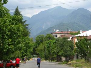 Лагодехи – укромный уголок Кавказа