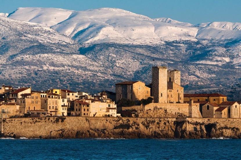 Франция, Антиб, и лучший курортный отдых