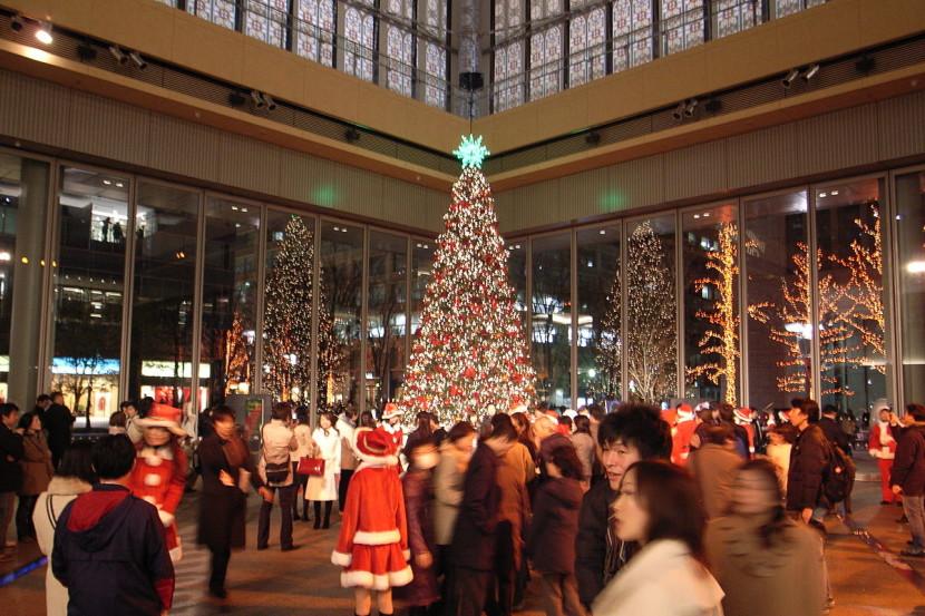 Христианские праздники в Японии
