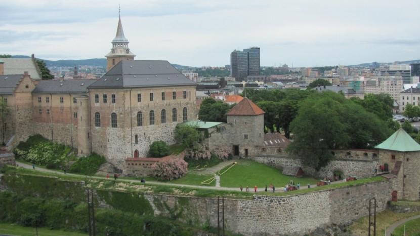 Осло, крепость Akershus