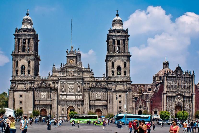 Мексика, основная информация о стране