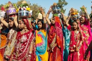 Культура Индии, обычаи и традиции