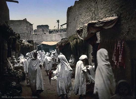 Культура Алжира