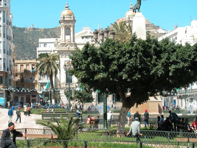 Алжирская Народная Демократическая Республика